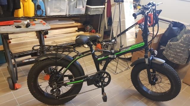 Bicicleta elétrica Bicicleta Cruzador Bicicleta