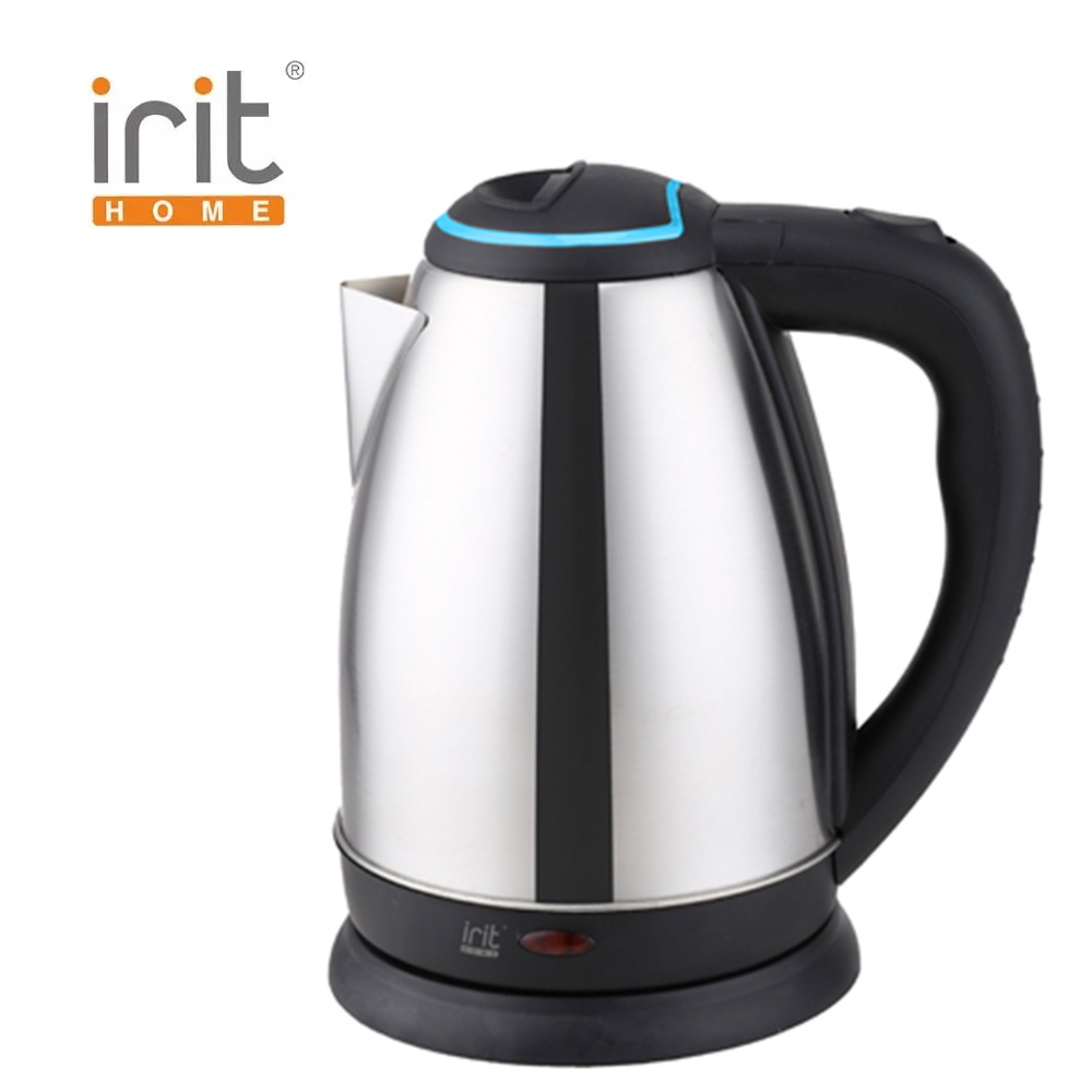 Kettle electric Irit IR-1351 Kettle Electric Electric kettles home kitchen appliances kettle make tea Thermo electric kettle thermo glass electric kettle is used to heat and boil the tea pot