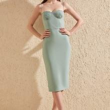 Trendyol Drapeli Dress TPRSS20EL1431