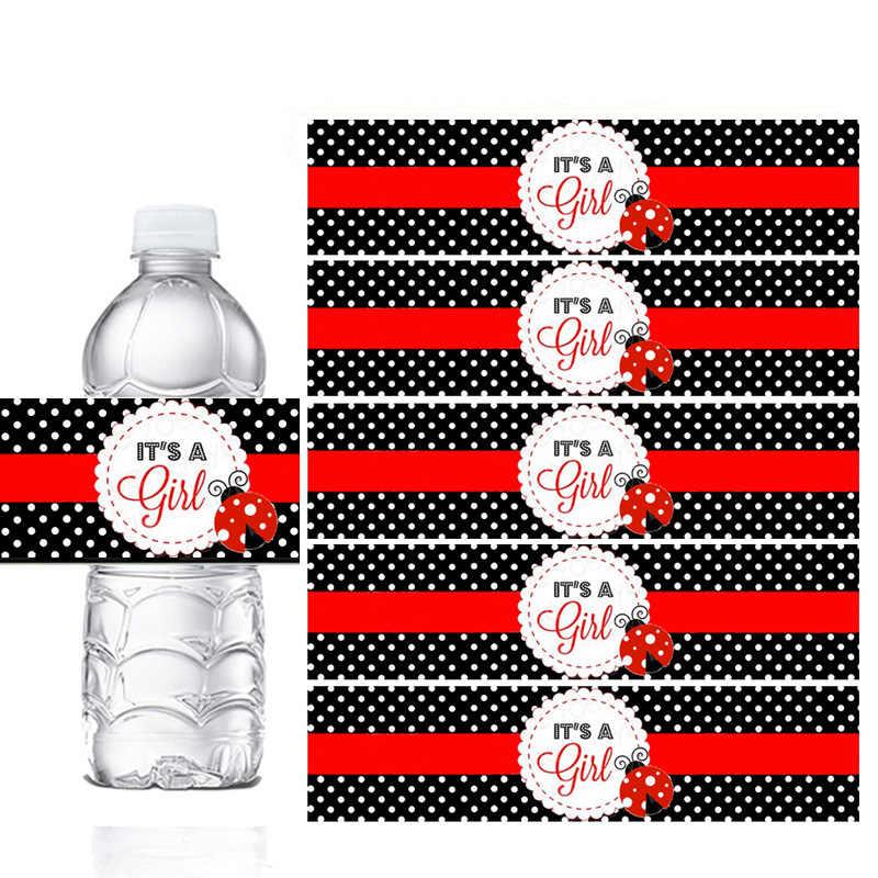 Purple Ladybug Novelty Ideal Regalo para Ni/ña Botella de Agua para Colorear Y Botella de Agua para Ni/ños con Pegatinas de Gemas Brillantes Pack de 2 Botellas de Agua Personalizadas para Ni/ñas
