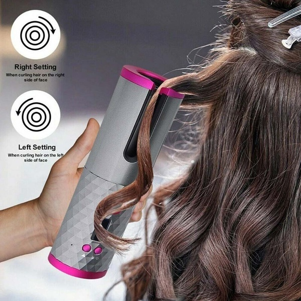 usb modelador cabelo recarregavel sem fio 04