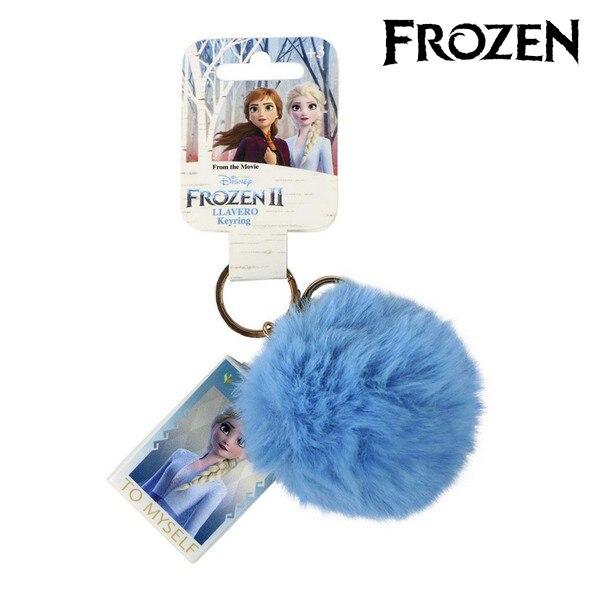 Cuddly Toy Keyring Elsa Frozen 74031 Turquoise