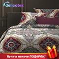 Conjunto de cama delicatex 6435-1versal casa têxtil lençóis lençóis de linho coxim cobre capa edredon ilillowcase