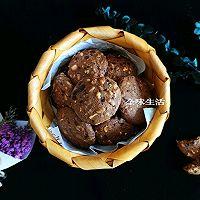 一口酥脆——红糖果仁饼干的做法图解15