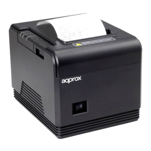 Tpv Printer Approx Apppos80am Termica 80mm Connect USB AND Serial Manual AND Automatic Cutting