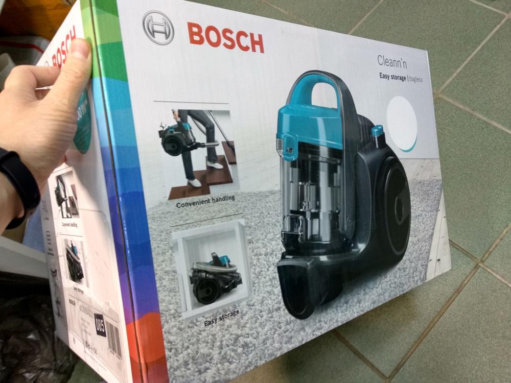 Пылесос Bosch BGS05A221/BGS05A225