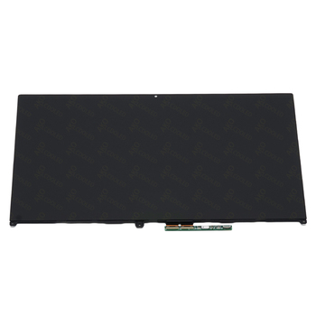 LCD IPS Touchscreen Display w/ Bezel For Lenovo Flex 5-14IIL05 81X1 ideapad 5D10S39642 image