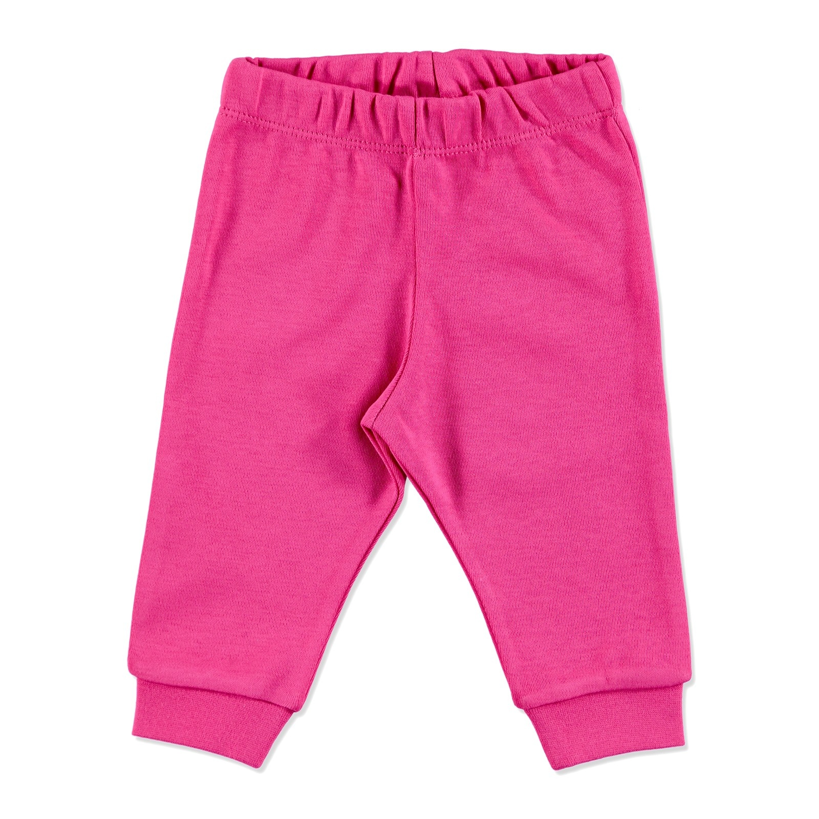 Ebebek HelloBaby Baby Rib Single Trouser Baby Girl Pants For Newborns Baby Leggings