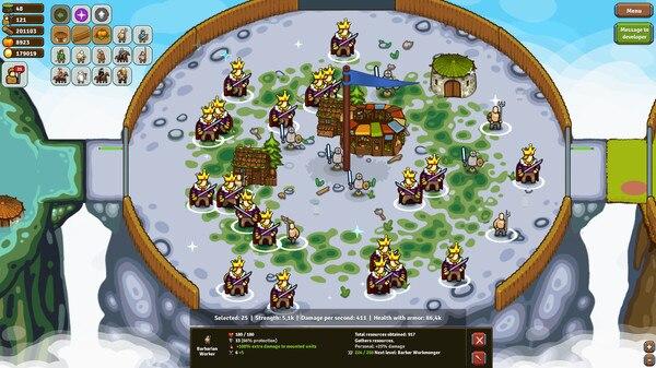 《环形帝国:竞争者 Circle Empires Rivals》中文版百度云迅雷下载v2.0.18插图(2)