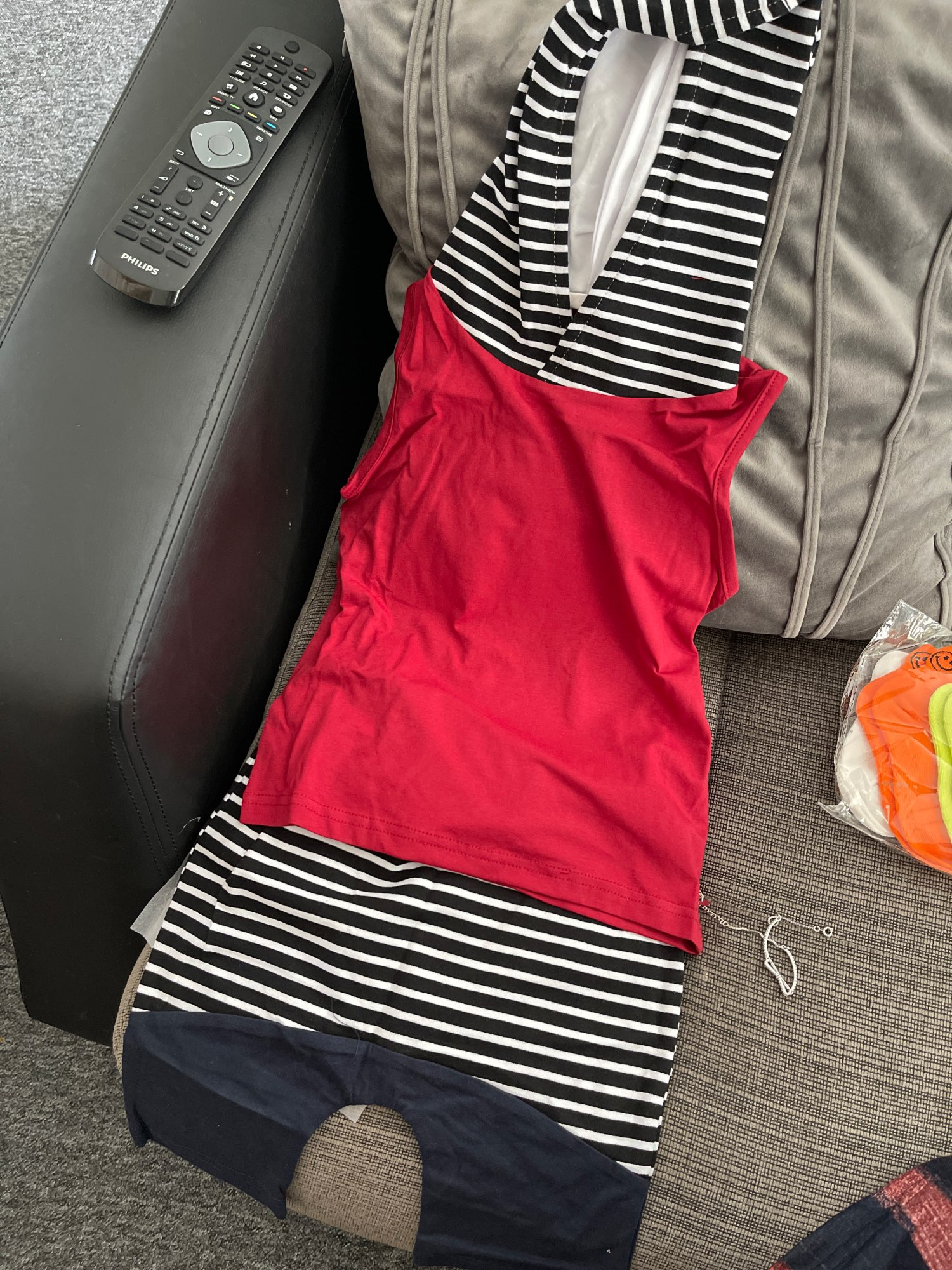 2 pieces Sleeveless Hooded T-shirt and Striped Shorts For Boy Summer Clothes toddler boy shorts sets child boy clothing outfit photo review