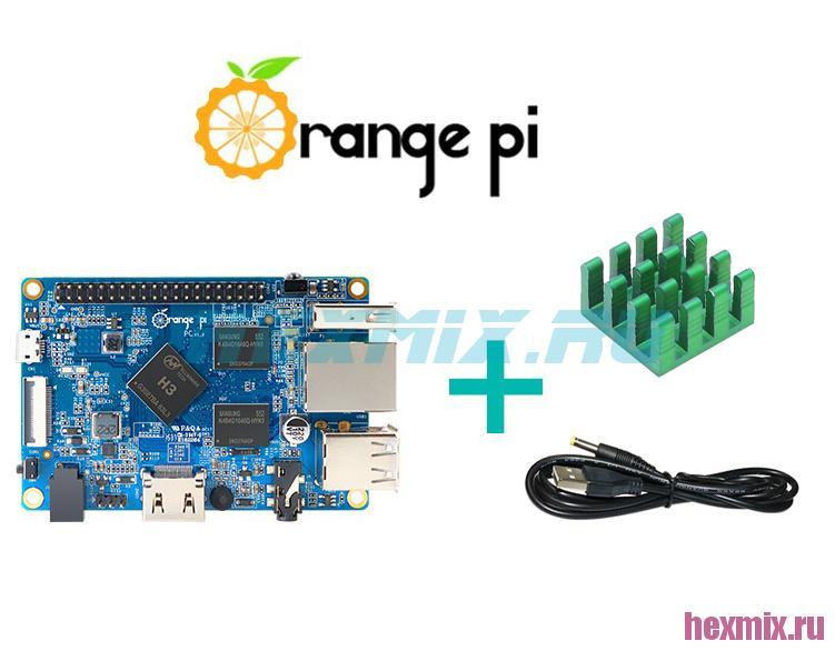 Orange Pi PC Is Single Board Microcomputer