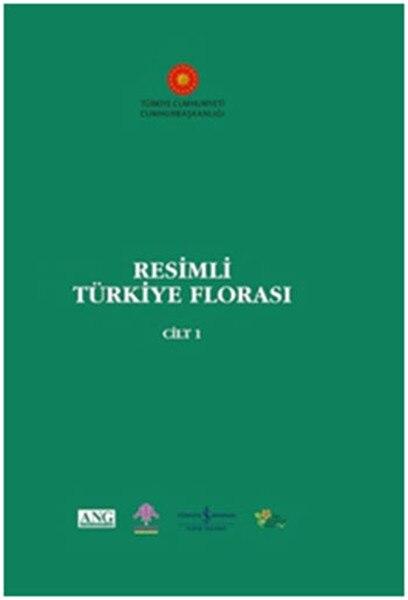Illustrated Turkey Flora Volume: 1. Fair Guner. Business Bank Culture Publications Special Series
