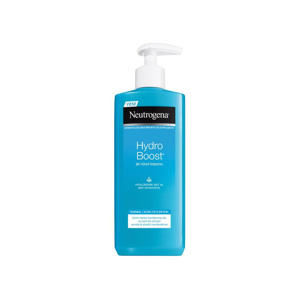 Neutrogena Hydro Boost Body Lotion Gel 400 Ml Moisturizing Nourishing Softness Skin Care Hydrating Winter Care