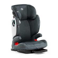 Car-Seat with Isofix Reclining Evolutionary Breathable And Linen Effect-Fabric Smagic