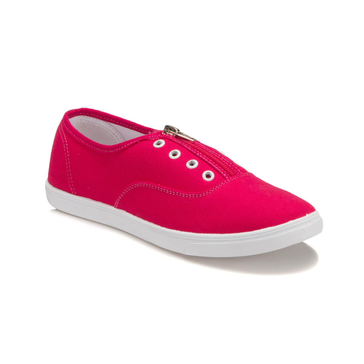 FLO U2301 Red Women Slip On Shoes Carmens