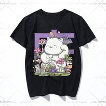 Neki садовый забавная футболка для мужчин и женщин harajuku