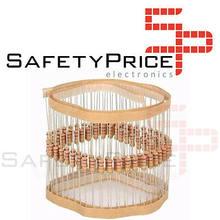 50x резисторы 470 ком 5% 1/4 Вт 0,25 Вт углеродная пленка pelicula