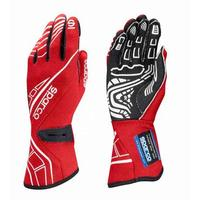 S00131111RS Gloves Lap Rg 5 Size 11 Red Sparco