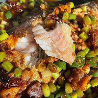 香辣臭鳜鱼,一道需要戴口罩做的菜的做法图解15