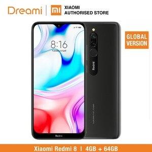 Image 3 - Глобальная версия Redmi 8 64 Гб rom 4 Гб ram (абсолютно новая/запечатанная) redmi 8 64 Гб redmi 864 Мобильный смартфон, телефон, смартфон