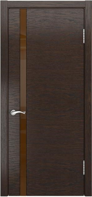 Арт-3 Дверь натуральный шпон