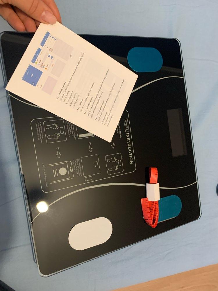 Hot Bathroom Body Fat bmi Scale Digital Human Weight Mi Scales Floor lcd display Body Index Electronic Smart Weighing Scales|Bathroom Scales|   - AliExpress