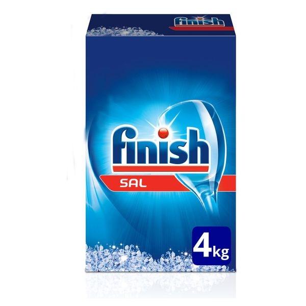 Finish Dishwasher Salt 4 Kg