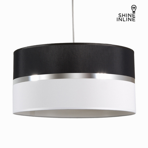 Black And White Ceiling Lamp By Shine Inline