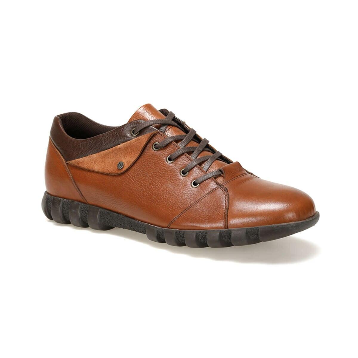 FLO 704 C 19 Tan Men Shoes Oxide
