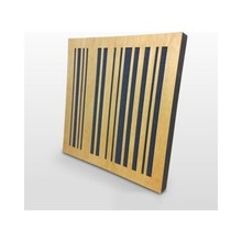 Acoustic Wood Diffuser 50cm*50cm Acoustic Panel Studio Wood Diffuser Solid Wood Acoustic Sound Absorption low Frequency Trap