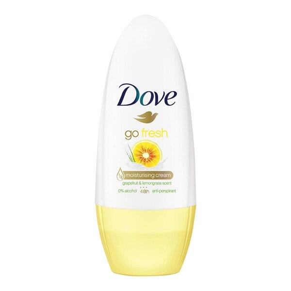 Roll-On Deodorant Go Fresh Grapefruit Dove (50 Ml)
