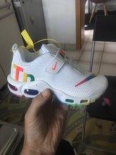US $63.68 68% OFF Nike Air Max Tn buty dziecięce dla rodziców oryginalny nowy nabytek wygodne męskie buty do biegania Outdoor Sports Sneakers #