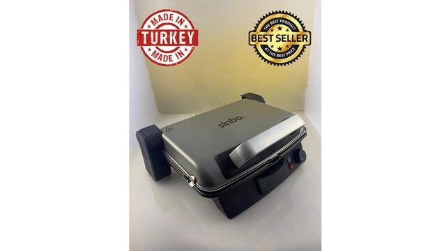 Machine à contrôle de température réglable, grille-pain, 6 pièces, Machine à température réglable, poêle, bord, Tandoor, Toast, Sandwich, pizza, tranche de four 1