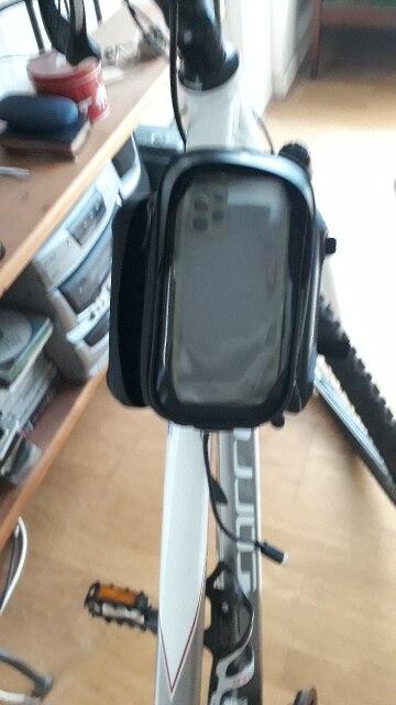 Waterproof Bicycle Bag photo review