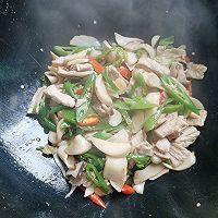 肉炒杏鲍菇的做法图解7