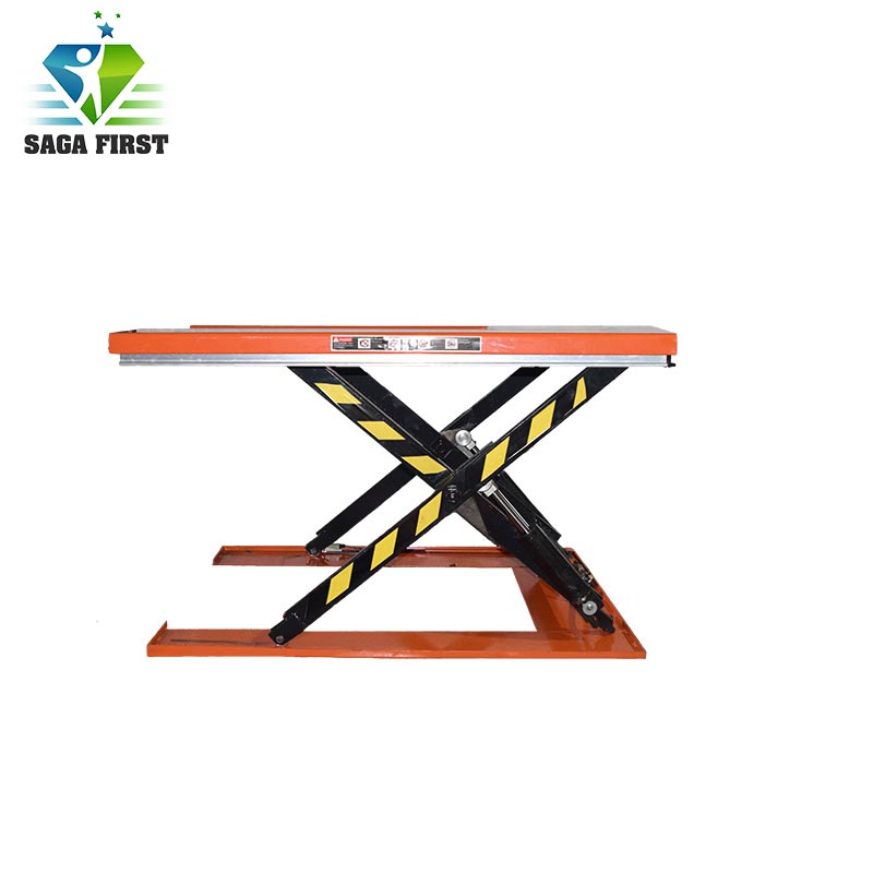 Stationary Scissor Lift With ISO9001