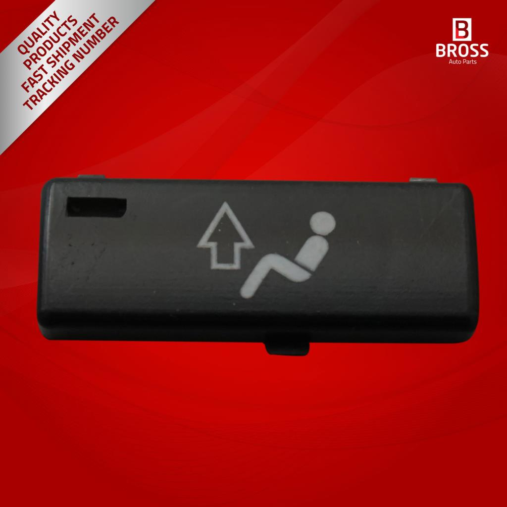 BDP88-1 1 Stuk Heater Climate Control Airconditioning Switch Knop Cover #1 Voor 5 Serie X5 E53 2000- 2007 E39 1995-2003