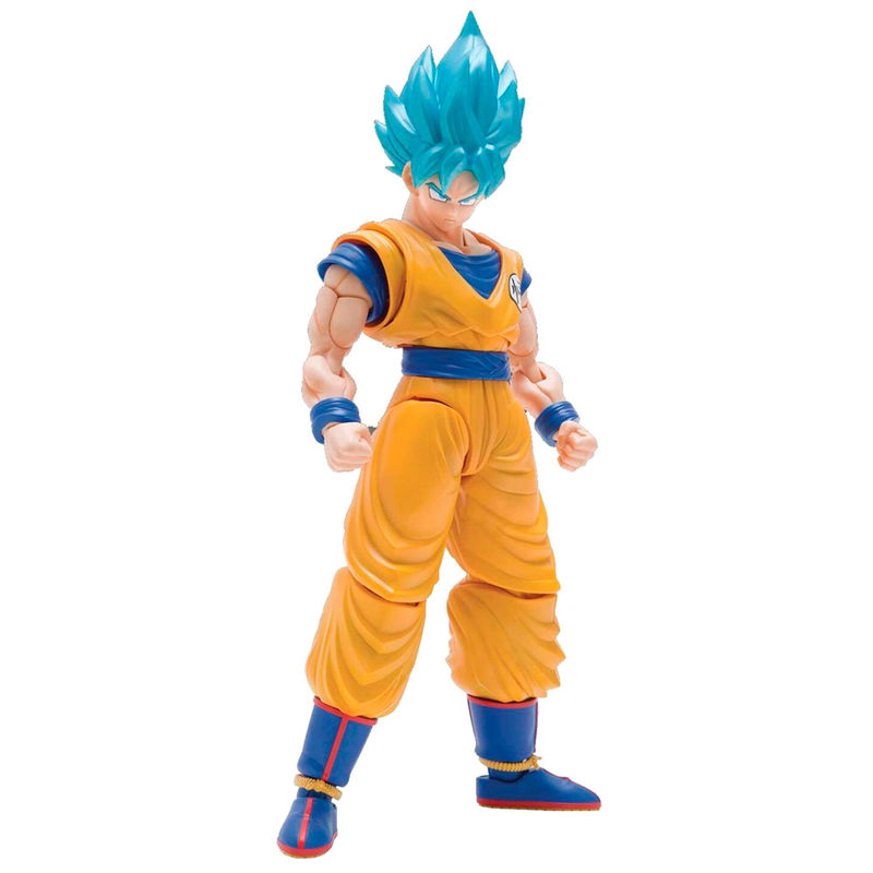 Figure Super Saiyan God Super Saiyan Are Goku Model Kit Dragon Ball Z 15cm