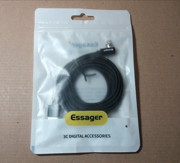 Essager Magnetic Charger Micro USB Cable for iPhone Samsung Android Mobile Phone Fast Charging Wire Cord Magnet USB Type C Cable|Mobile Phone Cables| |  - AliExpress