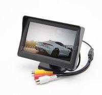 Monitor for rear view camera CX 431 4.3 480 * 272 car monitors TFT lcd car display parking system
