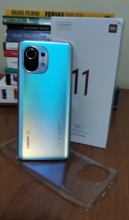 I received the cellphone in 27 days, it is a fast shipping, i'm really happy. The MI 11 is