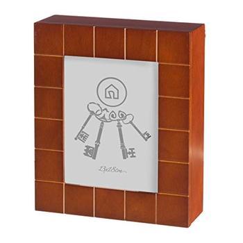 Dcasa-box keys modern brown wood for entry Britain
