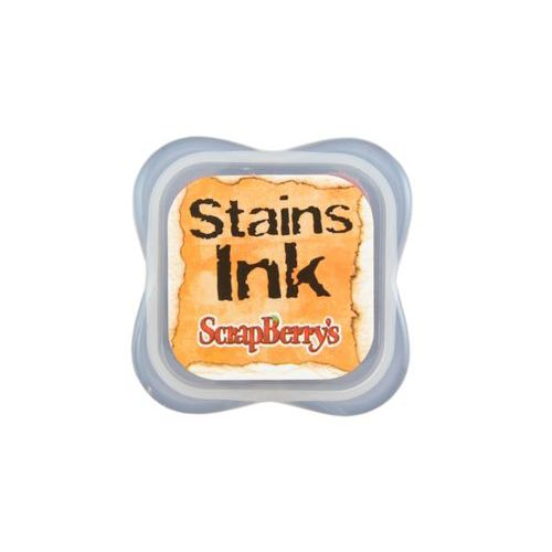 Ink With The Effect Of Color Spots Steins Scb12105 (06 Orange)