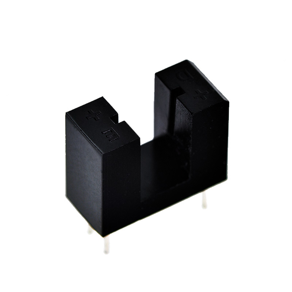 Taidacent 10 Pcs ST150 Single Beam Direct Infrared Photoelectric Sensor Slot Type Photocoupler Switch Photoelectric Beam Sensor