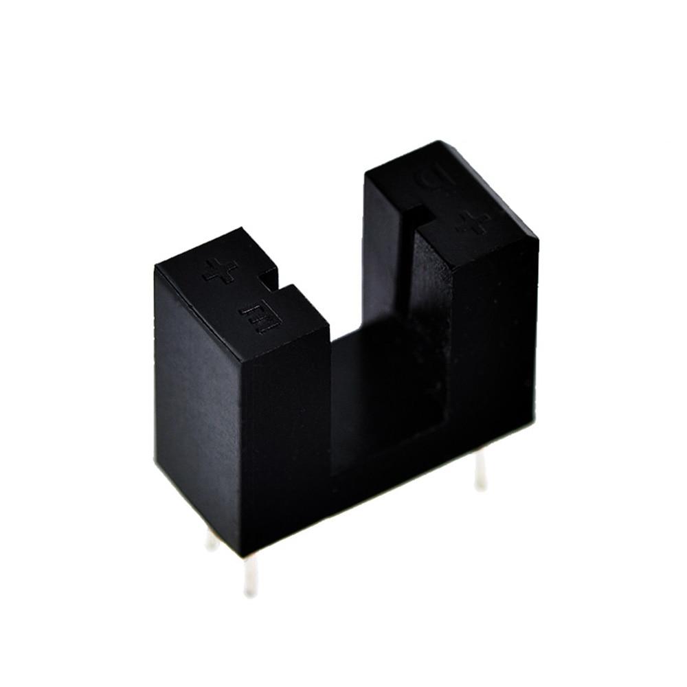 Taidacent 10 Pcs ST150 Single Beam Direct Infrared Photoelectric Sensor Slot Type Photocoupler Switch Photoelectric Beam Sensor