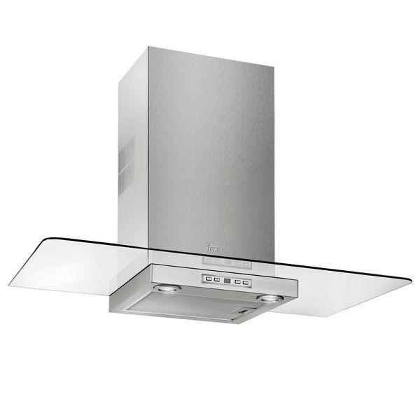 Conventional Hood Teka DG785 5381 807 M3/h 72 DB Inox 280W Stainless Steel Transparent