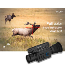 PARD NV008 plus Digital Night Vision Scope Monocular Hunting Camera for Rifle with Laser Pointer for outdoor hunting
