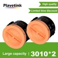 Plavetink ゼロックスフェイザー 3010 3040 ワークセンター 3045 106R02182 106R02183 互換トナーカートリッジプリンタトナーで -