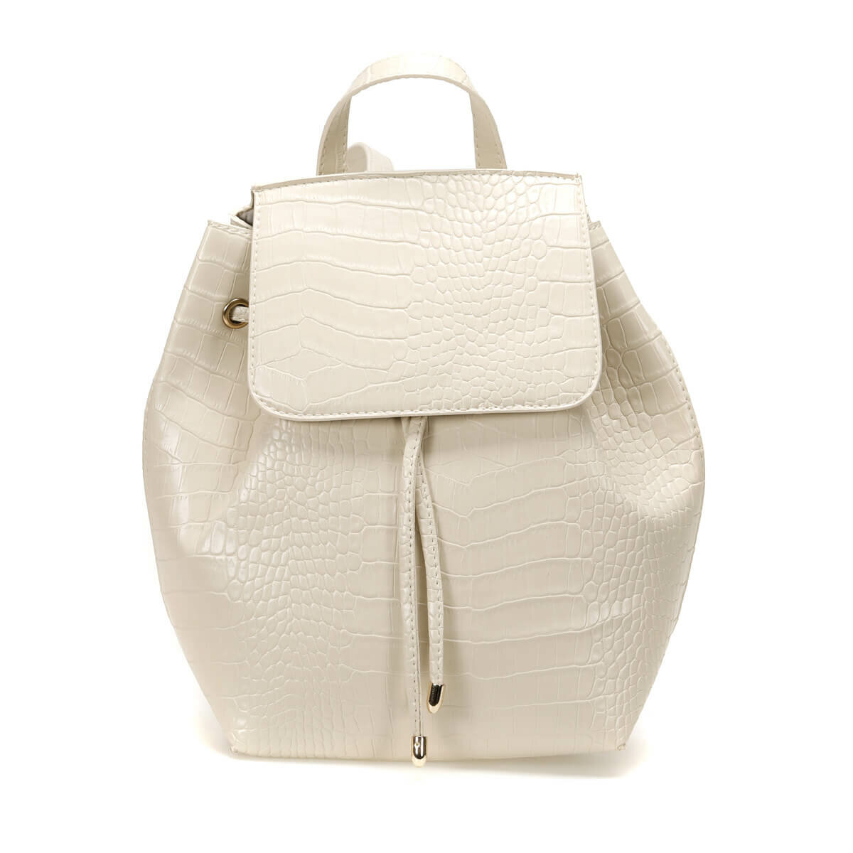 FLO TMK19ALICANTE 77Z Cream Women 'S Backpack BUTIGO