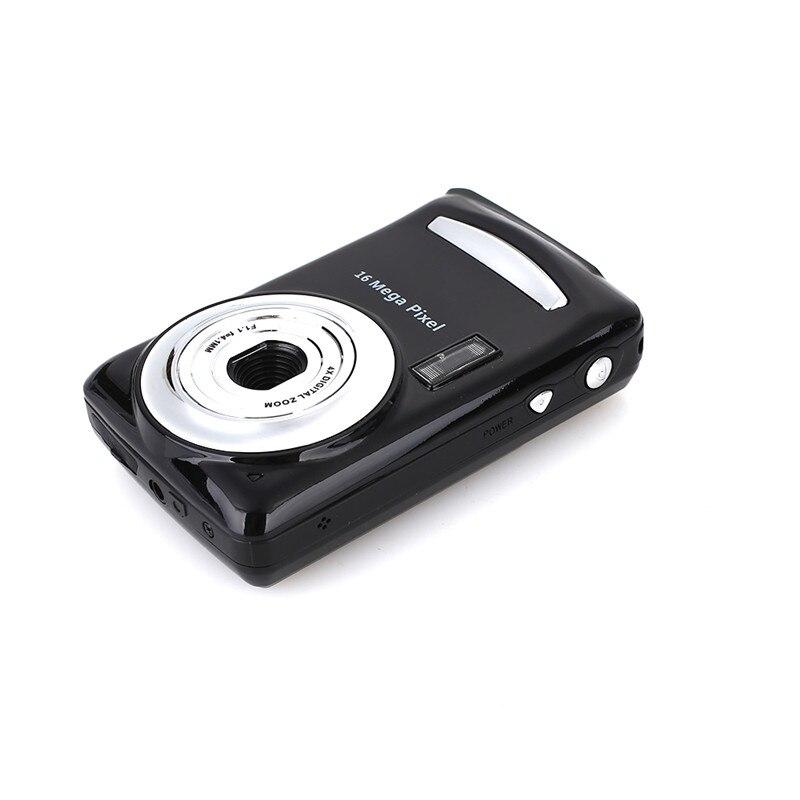 Новая Черная ультра-фотокамера 16MP ультра-прозрачная HD Цифровая камера DVR 1080P мини-камера HD Точная видео запись камера видеорегистратор